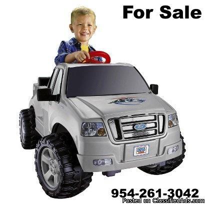 Power Wheels Ford F150