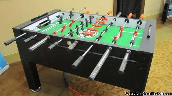 Foosball Game Table great offer