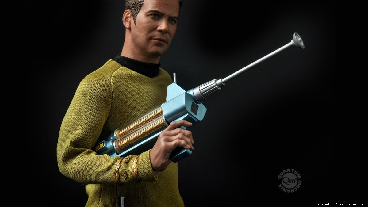 Collectible Star Trek, Star Wars and more