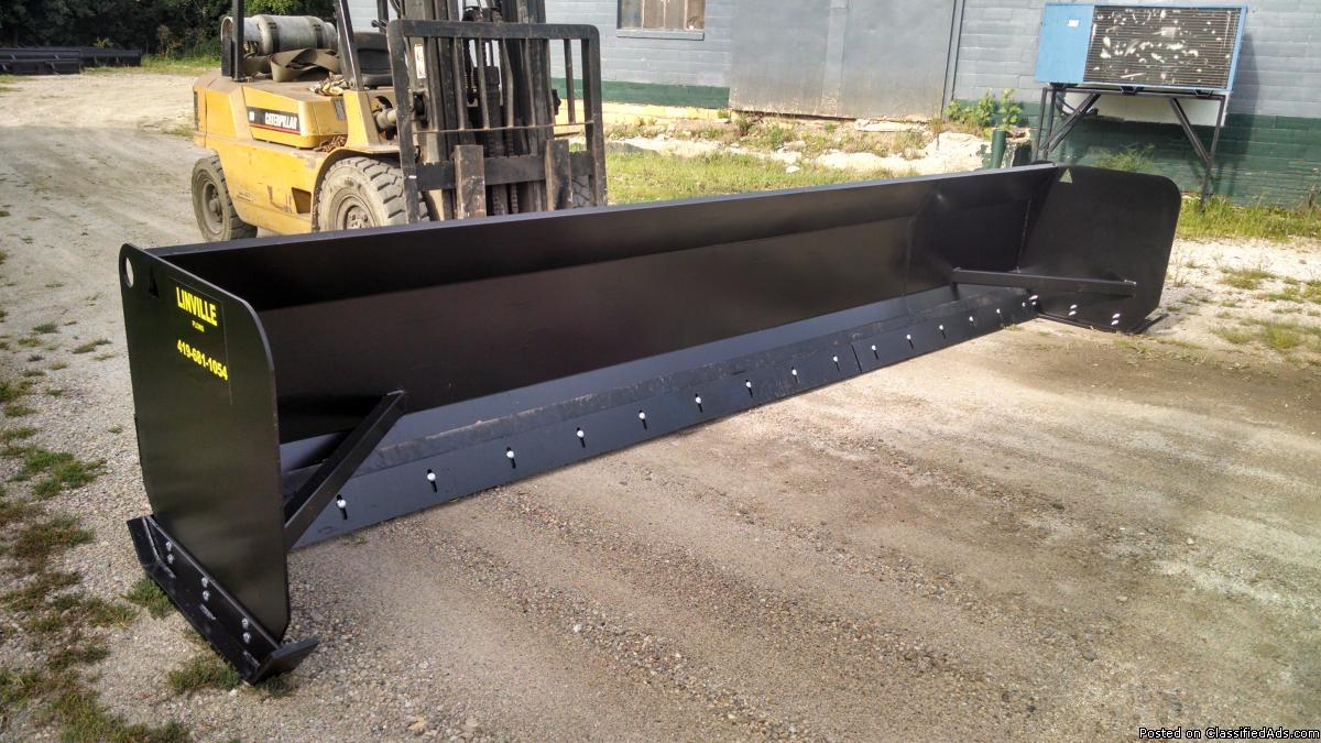 Photo Linville Pusher Snow Plow
