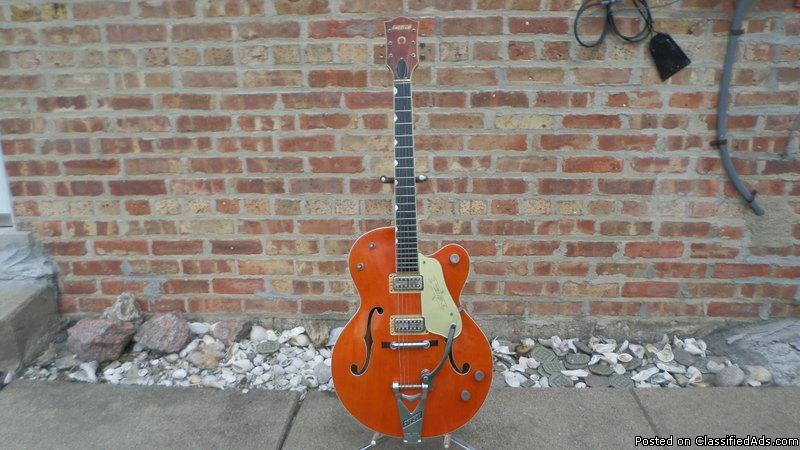 Photo GRETSCH  6120 Chet Atkins guitar