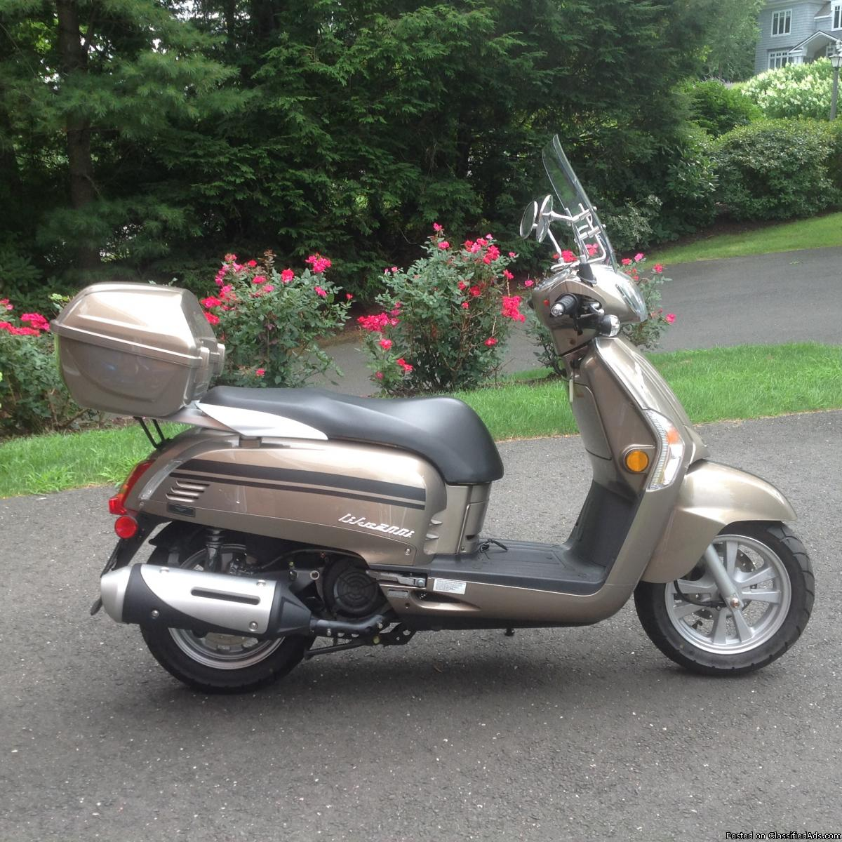 Photo 2015 KYMCO LIKE 200cc SCOOTER 270Miles