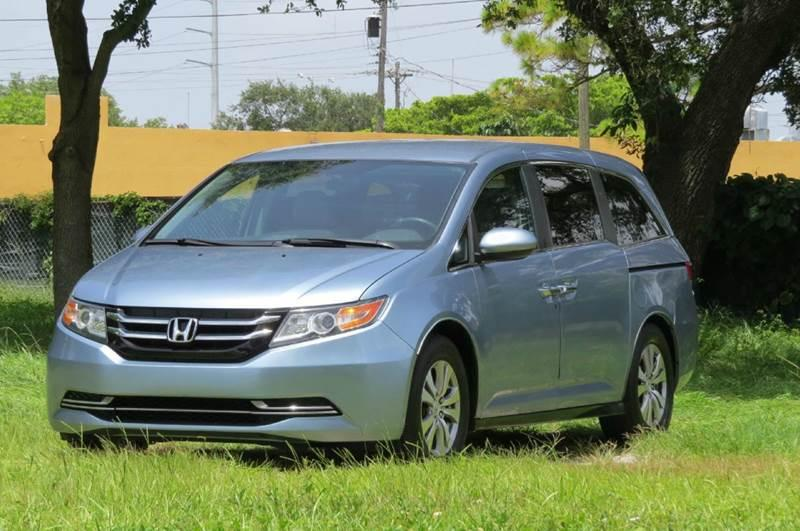 2014 honda odyssey van extra-clean condition, clean car fax keith 754-265-5049