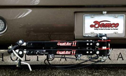 Photo New Demco  9511009 - Excali-Bar II Tow Bar