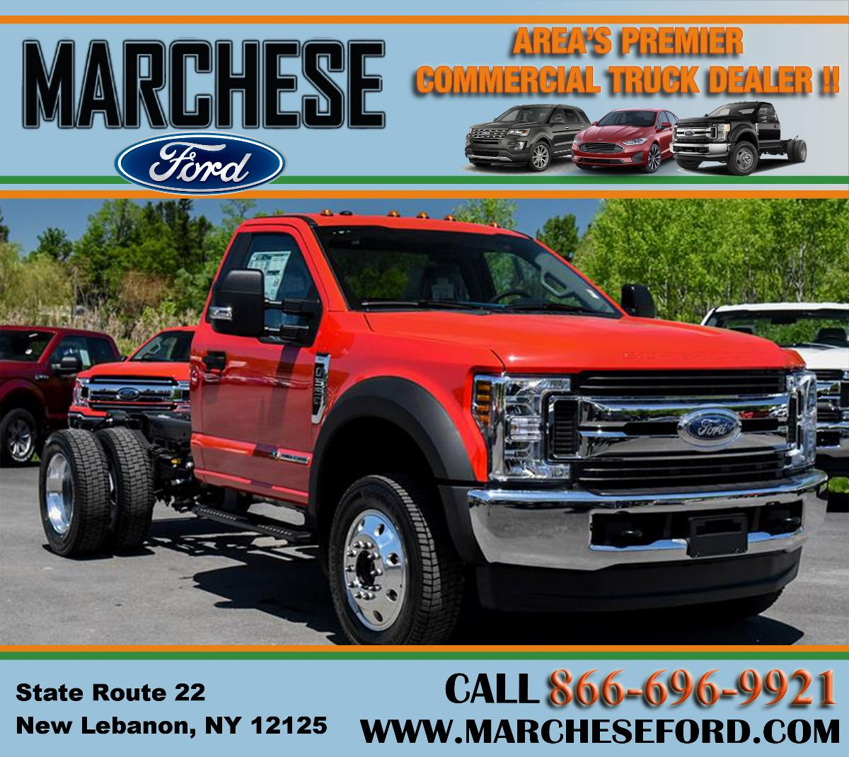 Photo 2019 Ford F550 Super Duty CAB CHASSIS DIESEL! BRAND NEW! #21403