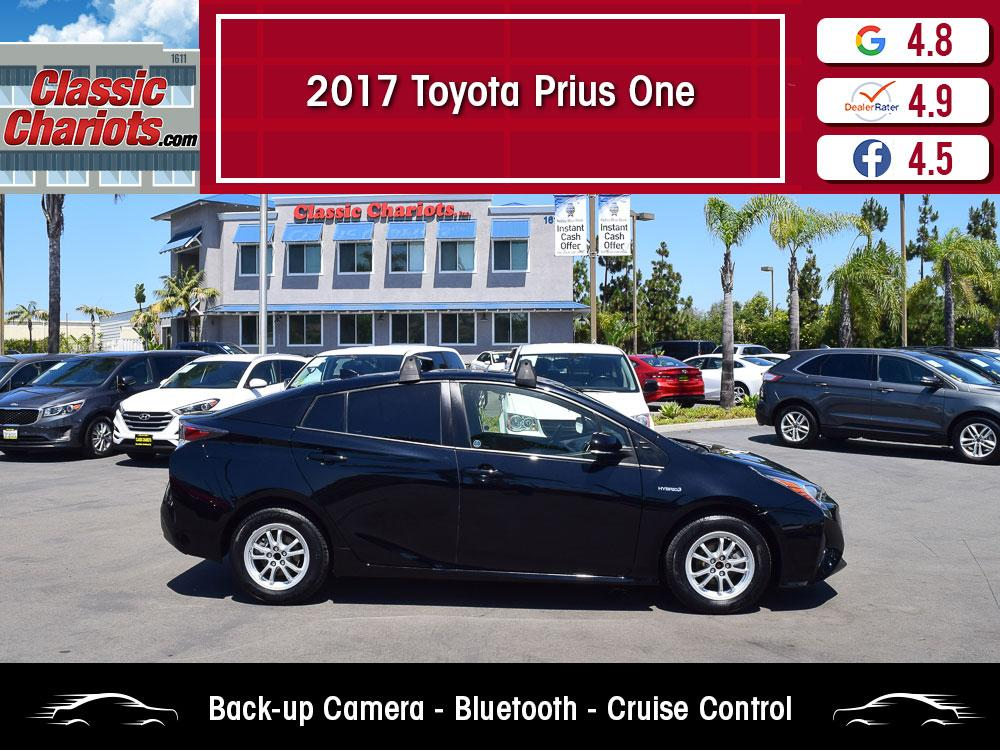 used 2017 toyota prius one for sale in san diego - 20152