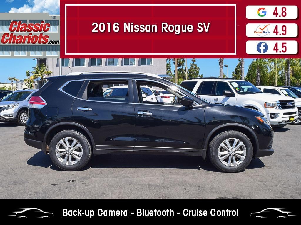 used 2016 nissan rogue sv for sale in san diego - 20265