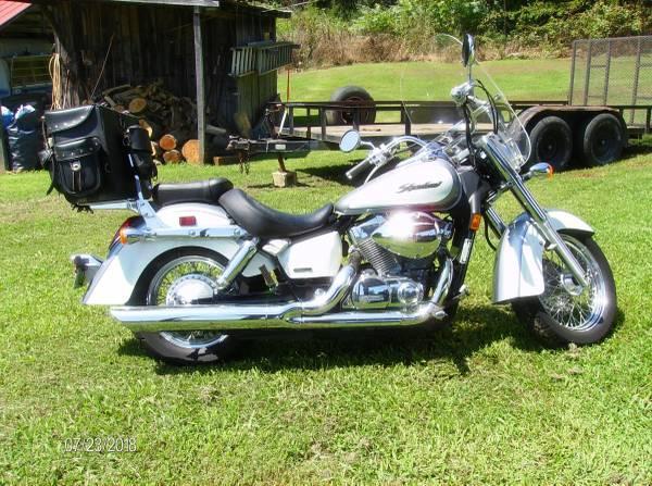 Photo 2007 Honda Shadow