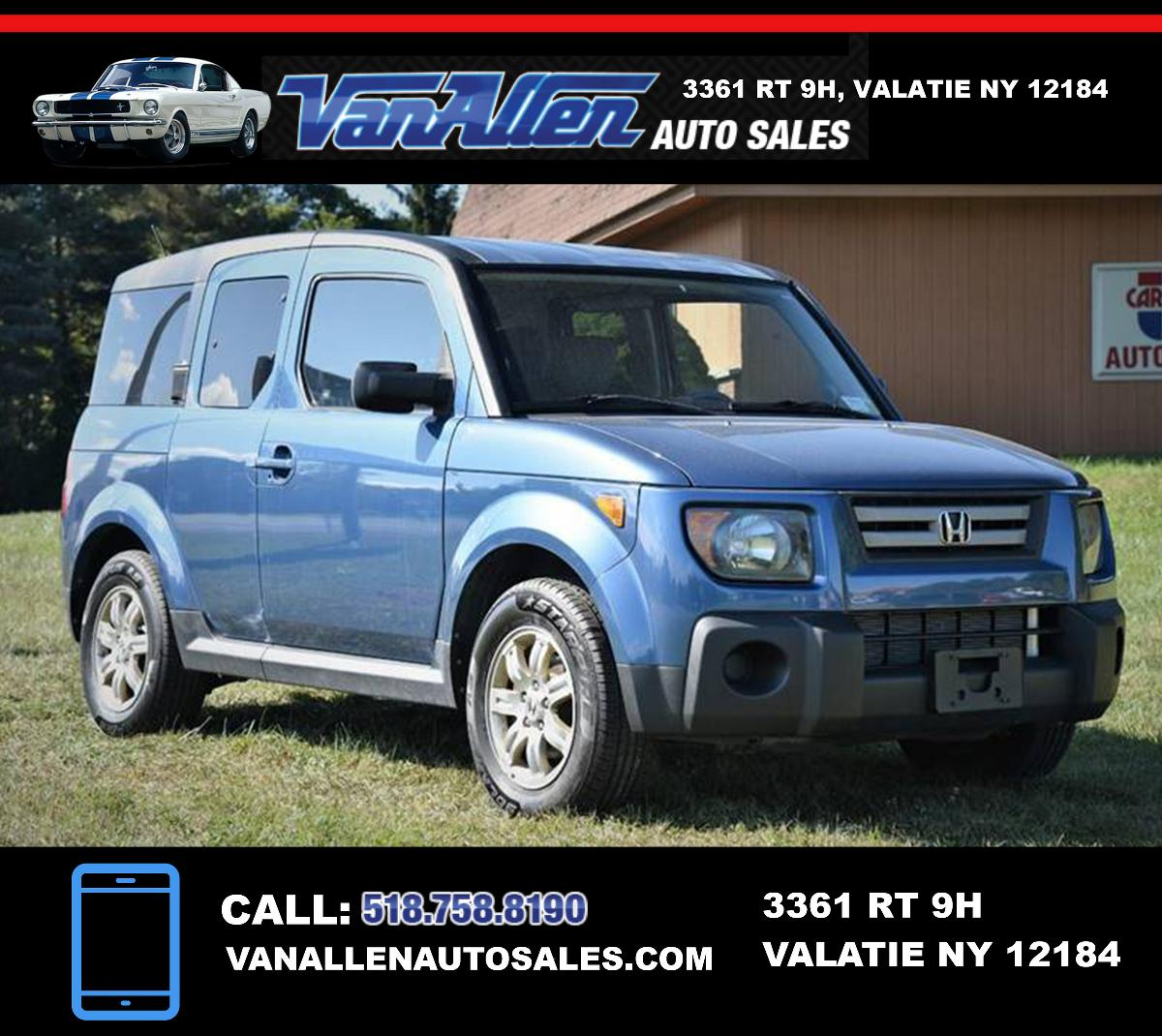 2007 honda element ex awd 5 speed manual shift fun