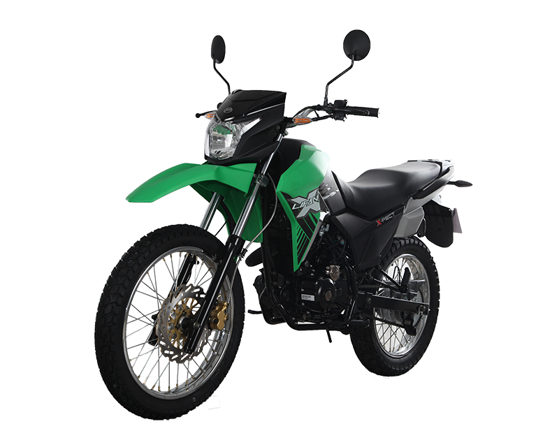 Photo New 2018 Lifan XPect EFI Enduro Motorcycle - 2 Yr. Limited Warranty -Free Commercial Delivery