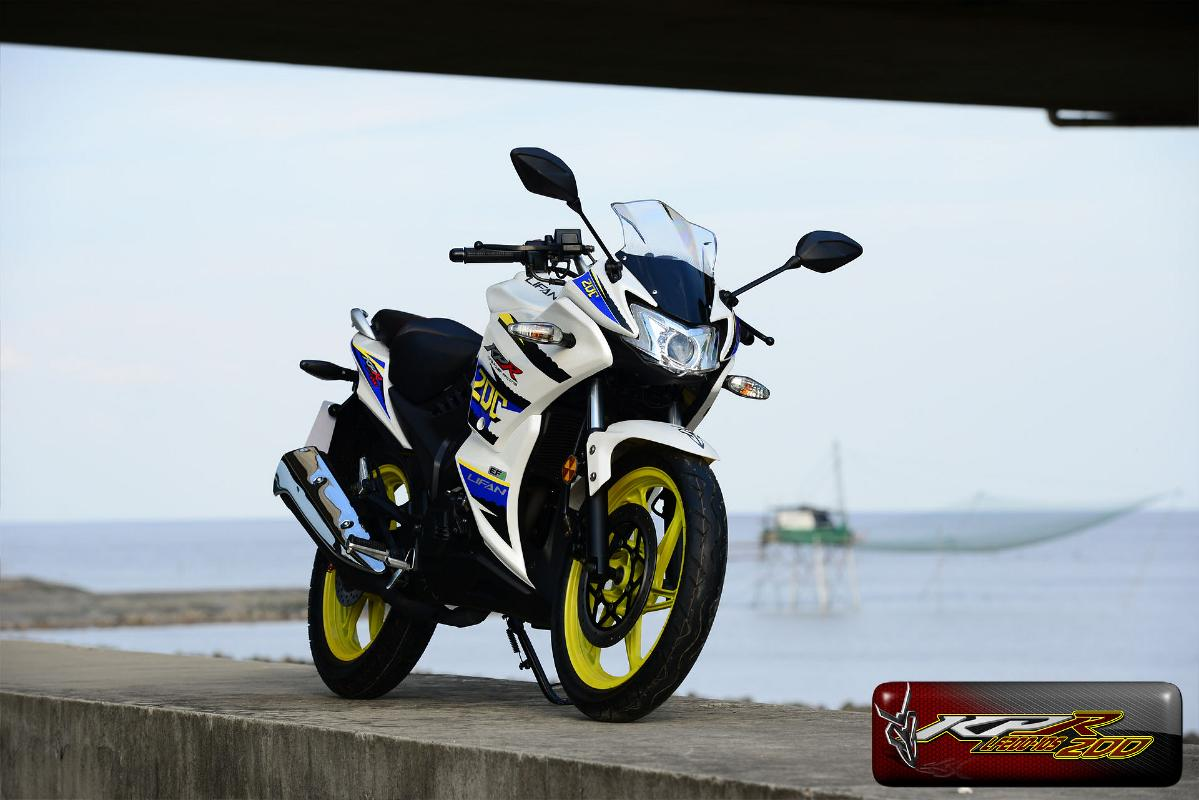 Photo New 2018 Lifan KP Racing EFI Motorcycle - Street Legal - *Free Delivery