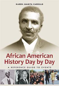 Photo African American History Day by Day: A Reference Guide to Events