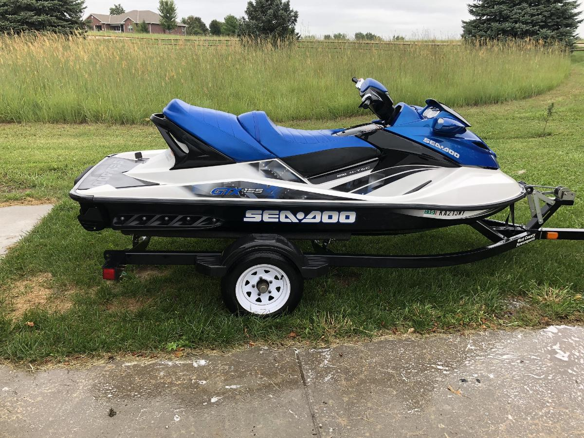 Photo 2008 Sea Doo GTX Jet Ski
