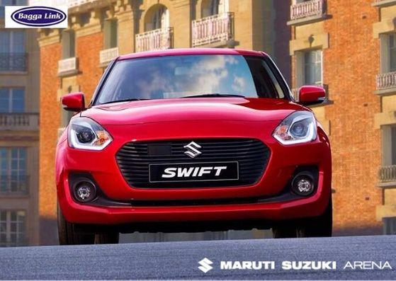 book swift test drive in delhi for free at bagga link