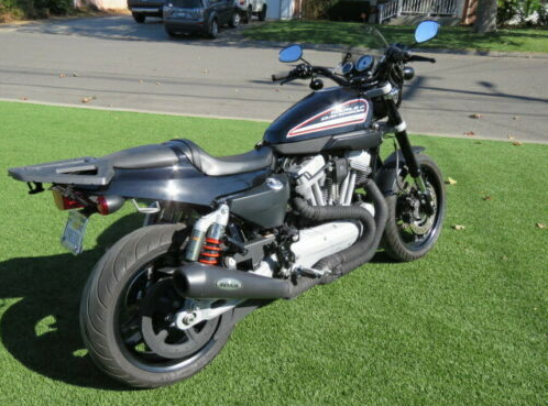 Photo NEATLY USED 2009 HARLEY DAVIDSON XR1200 FOR SALE