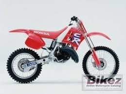 Photo 1994 Honda CR125 motocross bikes for sale