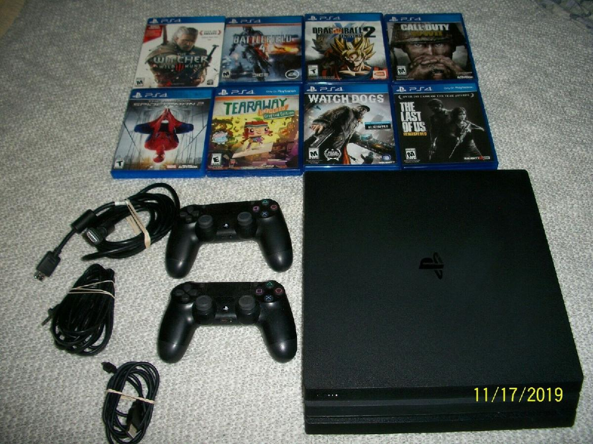 Photo I want to sale my PS4 1TB (NEW) for $70 URGENTLY