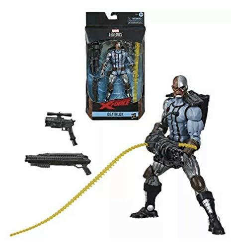 Photo Unique Marvel Legends Series Deathlok Variant 6-Inch Action Figure