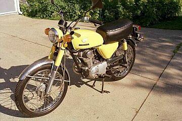 Photo 1970 Honda CB100