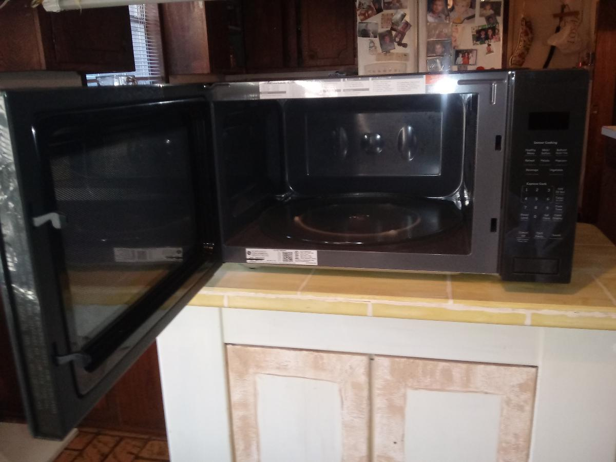 Photo Microwave Oven GE Profile