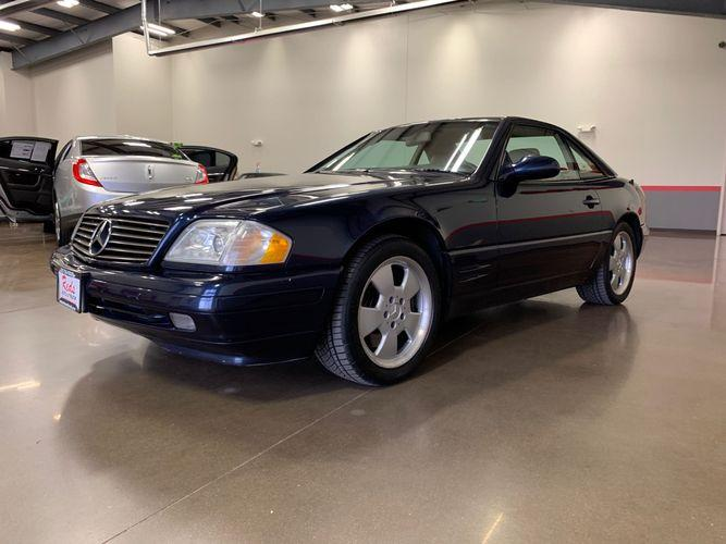 Photo 2000 Mercedes SL500