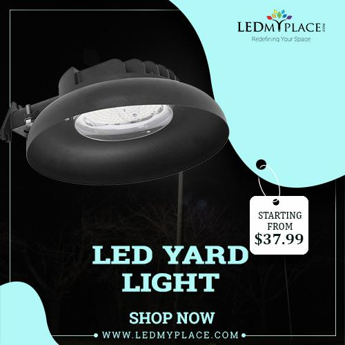 Photo Get the Best Deal on LED Yard Light at LEDMyplace