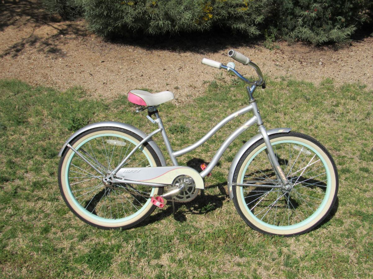 Photo Huffy 24 Cranbrook Perfect Fit Cruiser Bike by Christopher Metcalfe Creations