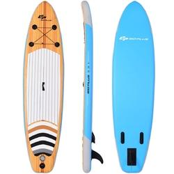 Photo Inflatable Stand up Paddle Board Surfboard SUP with Bag