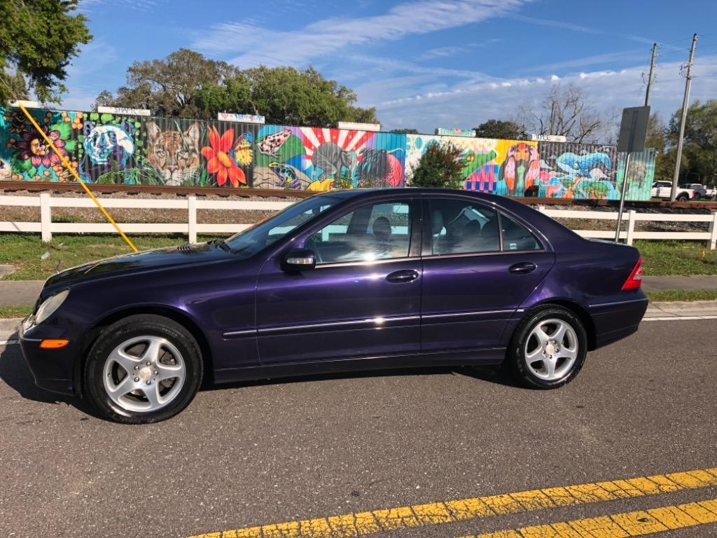 Photo 2001 MERCEDES-BENZ C320 ~~ LIKE NEW !!! ~~ MUST SEE !! ~~ LOOK !!