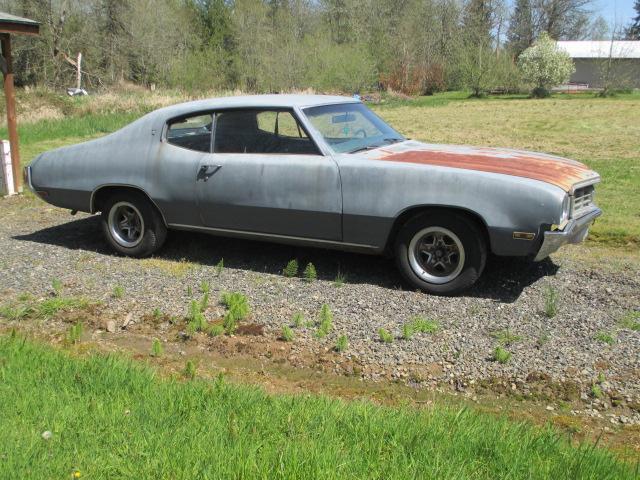 Photo 1970 Buick Skylark Project Car