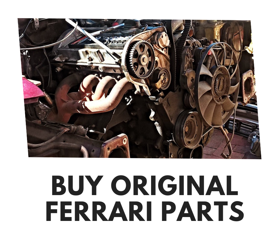 Photo Want To Replace Ferrari Parts?