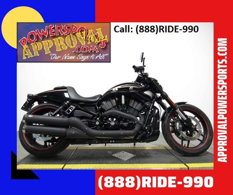 Photo Used 2012 Harley Davidson VRSCDX: U5145