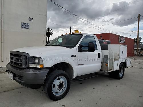 Photo 2004 FORD F450 WELDING TRUCK