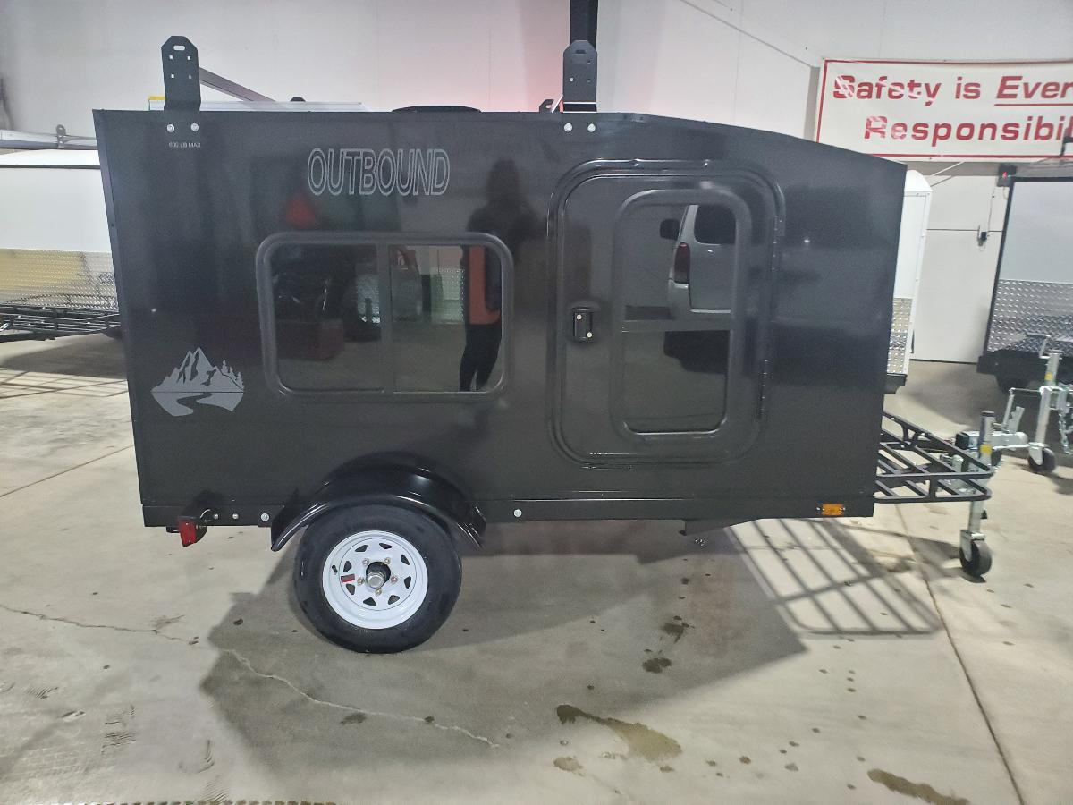 Photo NEW Square Back Travel Trailers