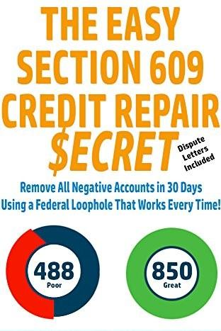 Photo CREDIT REPAIR PACKAGE (DO IT YOURSELF)