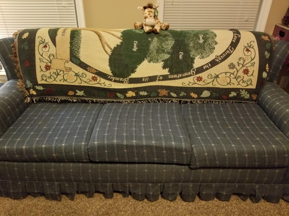 Photo GREAT DEAL ! 2 Couch Sleeper' for price of 1
