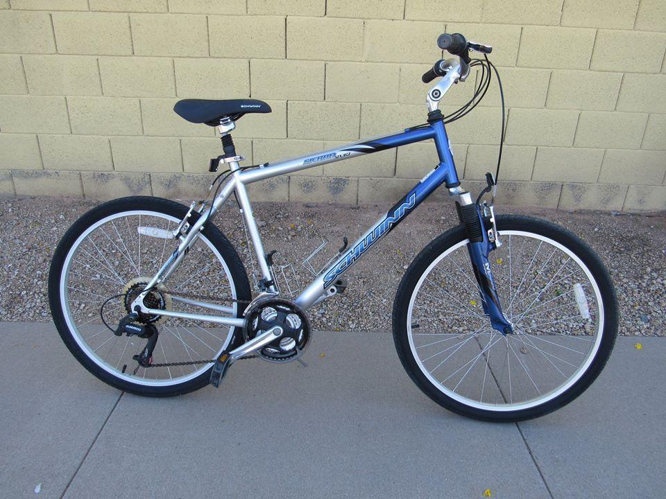 Photo Schwinn Sierra Sport Bike by Christopher Metcalfe Creations