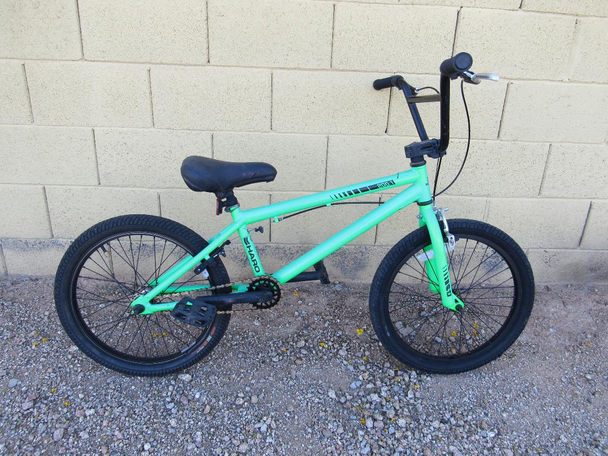 Photo Haro BMX Bike 200.1 by Christopher Metcalfe Creations