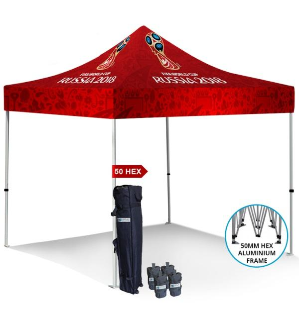 Photo Offer Custom Pop up Tents to Fit Every Brand's Needs and Budgets