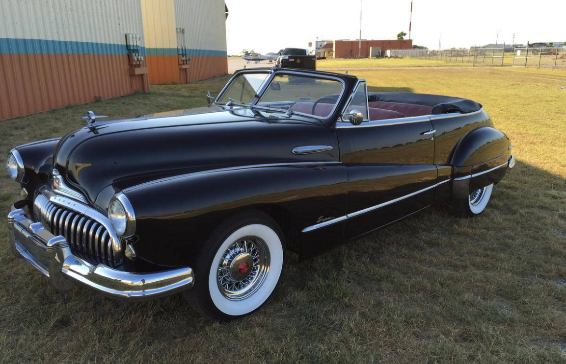Photo 1948 Buick Super Convertible