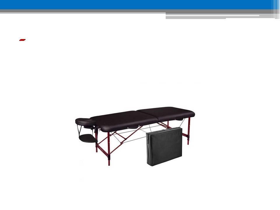 Photo Best Firm n Fold Massage Table for Sale in Australia - www.fitnesswarehouse.com.au