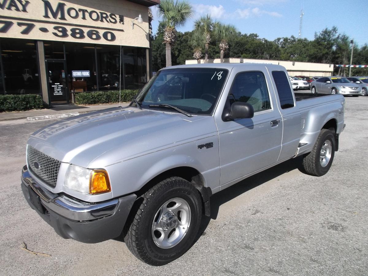 Photo 2001 Ford Ranger 4x4 SuperCab #B35818