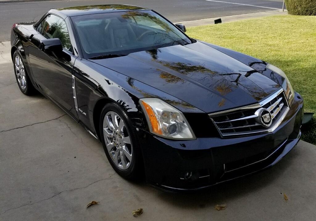 Photo Beautiful 2009 Cadillac XLR Convertible
