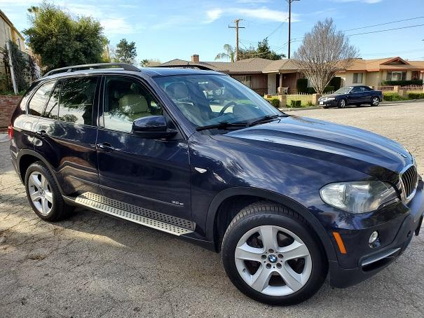 Photo LIKE NEW 2008 BMW X5 FOR SALE IN HEMET